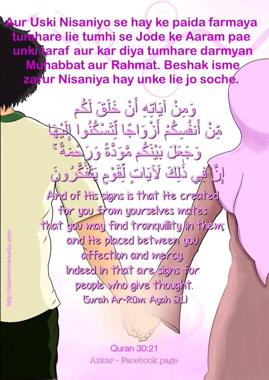 Quran Roman Urdu